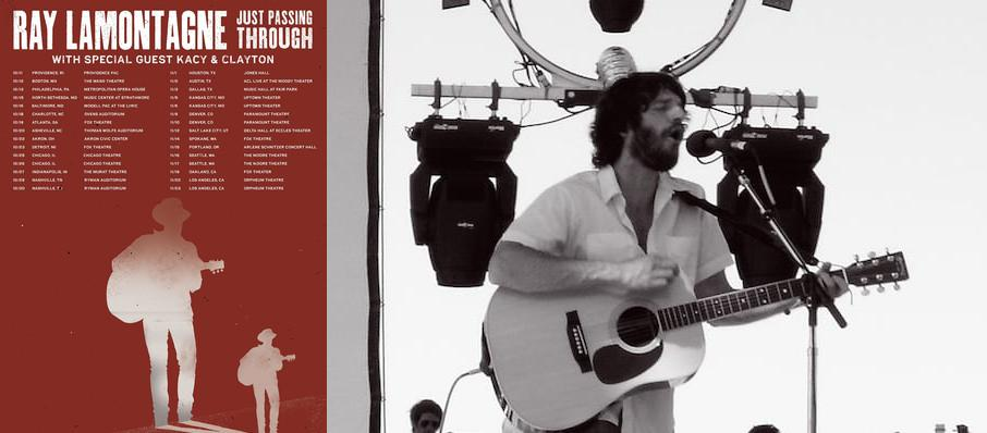 Ray LaMontagne at Kodak Center