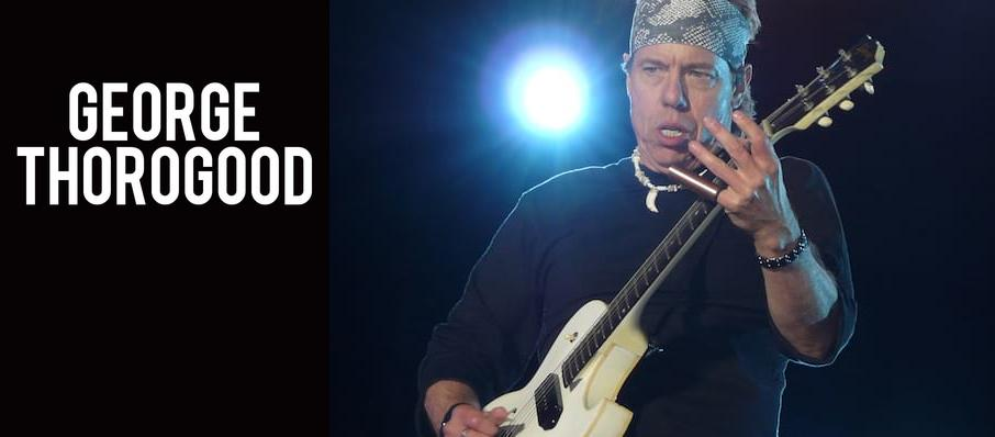 George Thorogood at Martin Luther King Jr. Park