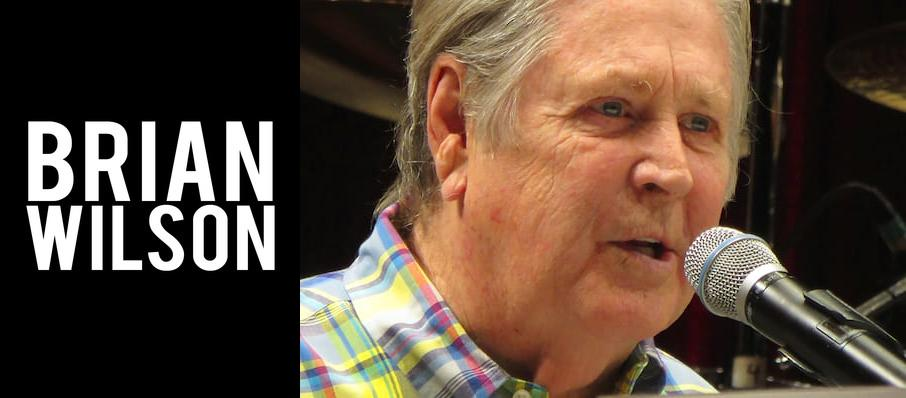 Brian Wilson at Eastman Theatre