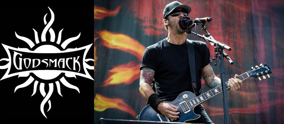 Godsmack at Main Street Armory