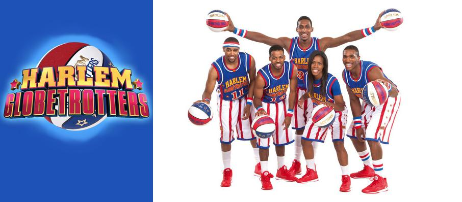 The Harlem Globetrotters at Blue Cross Arena