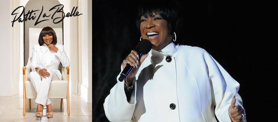 Patti Labelle at Eastman Theatre