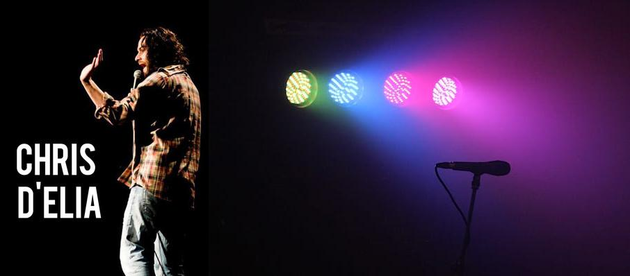 Chris D'Elia at Kodak Center