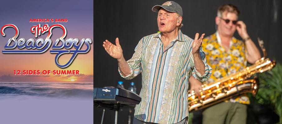 Beach Boys at Constellation Brands Performing Arts Center