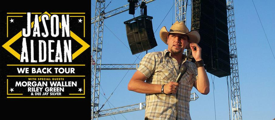 Jason Aldean at Constellation Brands Performing Arts Center