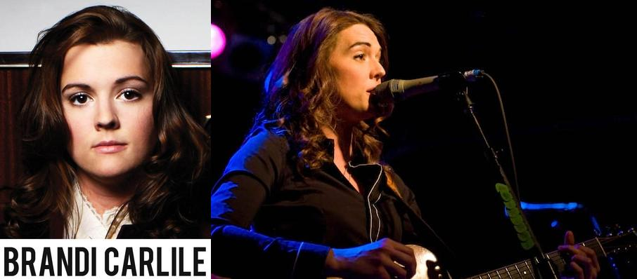 Brandi Carlile at Constellation Brands Performing Arts Center
