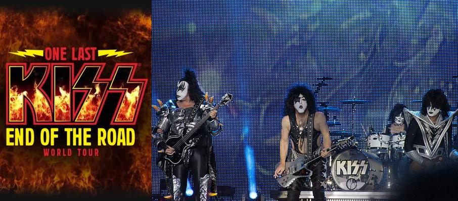 KISS at Constellation Brands Performing Arts Center