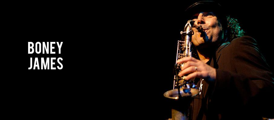 Boney James at Kodak Center