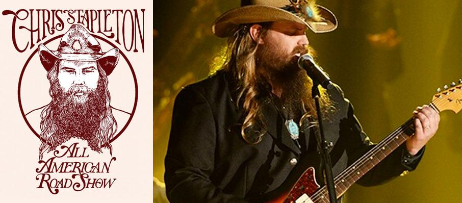 Chris Stapleton at Constellation Brands Performing Arts Center