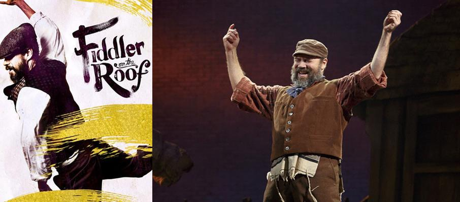 Fiddler on the Roof at Rochester Auditorium Theatre