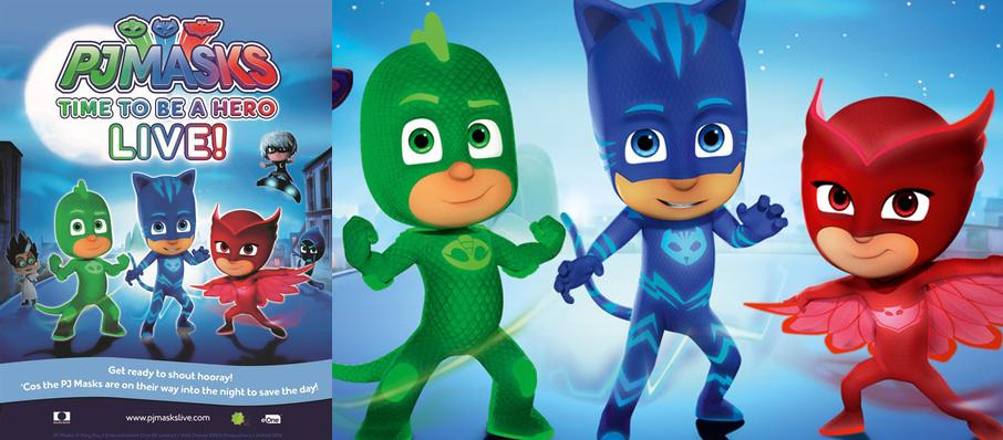 PJ Masks Live! Time To Be A Hero at Kodak Center