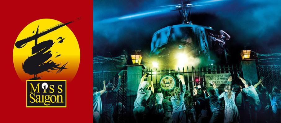 Miss Saigon at Rochester Auditorium Theatre