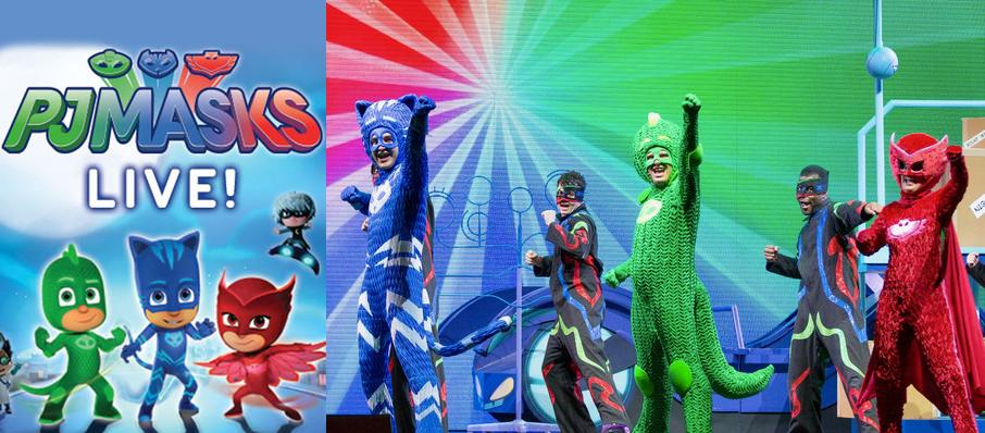 PJ Masks Live at Rochester Auditorium Theatre
