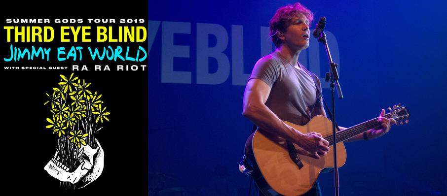 Third Eye Blind and Jimmy Eat World at Constellation Brands Performing Arts Center