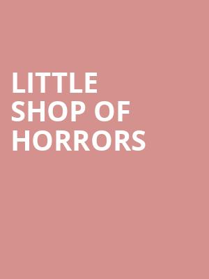 Little Shop of Horrors at Meadow Brook Theatre