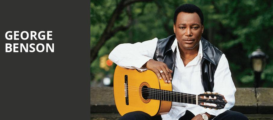George Benson, Eastman Theatre, Rochester