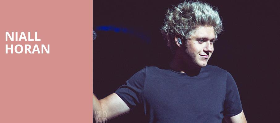 Niall Horan, Constellation Brands Performing Arts Center, Rochester