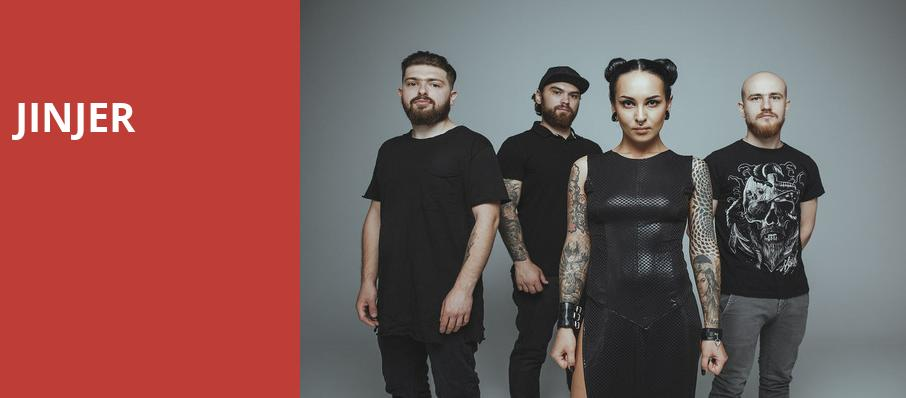 Jinjer, Montage Music Hall, Rochester