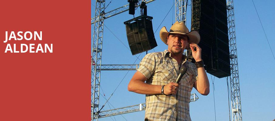 Jason Aldean, Constellation Brands Performing Arts Center, Rochester