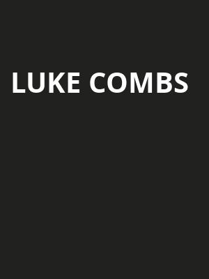Luke Combs, Constellation Brands Performing Arts Center, Rochester