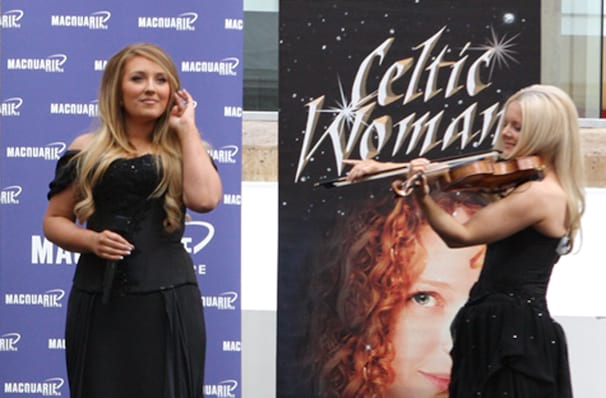 Celtic Woman coming to Rochester!