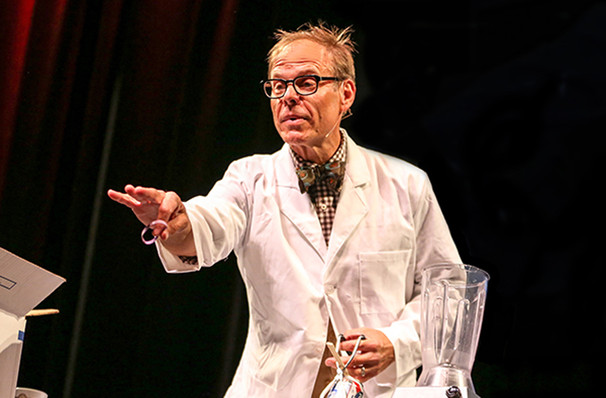 Alton Brown, Rochester Auditorium Theatre, Rochester