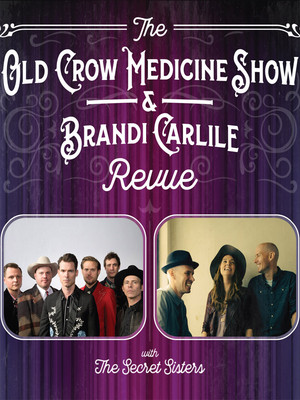 Brandi Carlile Old Crow Medicine Show, Constellation Brands Performing Arts Center, Rochester
